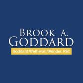 Brook A. Goddard