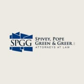 Spivey, Pope, Green, and Greer, LLC Attorneys at Law