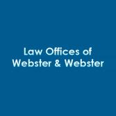 Law Offices of Webster & Webster