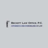 Beckett Law Office, P.C.