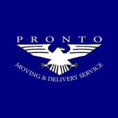 Pronto Moving & Delivery Service