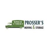 Prosser's Moving & Storage