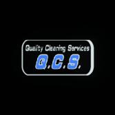 Q.C.S. Carpet Cleaning