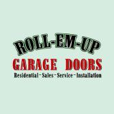 Roll-Em-Up Garage Doors