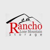 Rancho Lone Mountain Storage