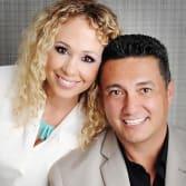 Pamela and Ric Dizon