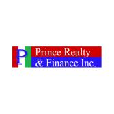 Prince Realty & Finance Inc.