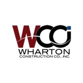 Wharton Construction Co., Inc.