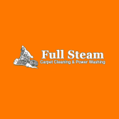 Full Steam Carpet Cleaning & Power Washing