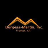 Burgess-Martin, Inc.
