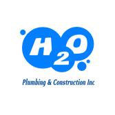 H2O Construction and Plumbing, Inc.