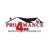 Pro4mance Roofing & Exteriors LLC