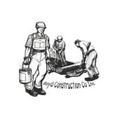 Boyd Construction Co Inc