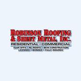 Robinson Roofing & Sheet Metal, Inc.