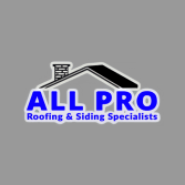 All Pro Roofing & Siding, Inc
