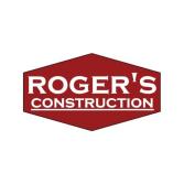Roger's Construction