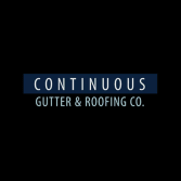 Continuous Gutter & Roofing Co.