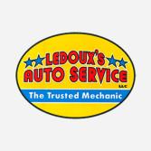Ledoux's Auto Service & Repair