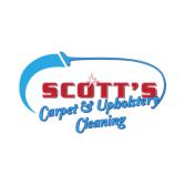 Scott's Carpet & Upholstery Cleaning