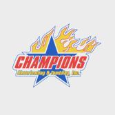 Champions Cheerleading & Tumbling