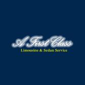 A First Class Limousine & Sedan Service