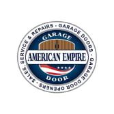 American Empire Garage Door