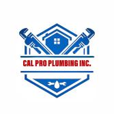 Cal Pro Plumbing Inc