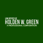 Law Offices of Holden W. Green