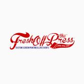 Fresh off the Press