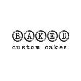 Baked Custom Cakes