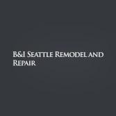 B&I Seattle Remodel and Repair