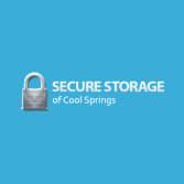 Secure Storage of Cool Springs