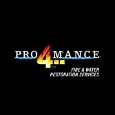 Pro4mance Fire & Water Restoration Services, LLC