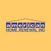American Home Renewal Inc