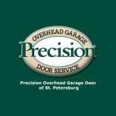 Precision Overhead Garage Door - St. Petersburg