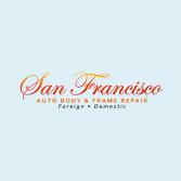 San Francisco Auto Body & Frame Repair