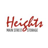 Heights Main Street Storage