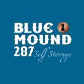 Blue Mound 287 Self Storage