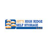 Art's High Ridge Self Storage