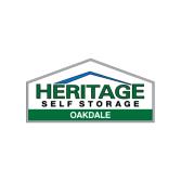 Heritage Self Storage in Oakdale, CA