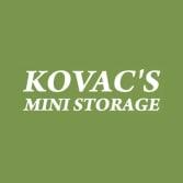 Kovac's Mini Storage