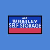 AAA Whatley Self Storage