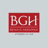 Bryan G. Hershman, Attorney At Law