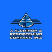 A Aluminum & Rescreening Company, Inc.