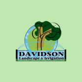 Davidson Landscape & Irrigation