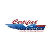 Certified Carpet Care