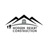 Modern Desert Construction