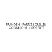 Franden | Farris | Quillin | Goodnight + Roberts