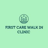 First Care Walk In Clinic