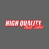 High Quality Auto Sales